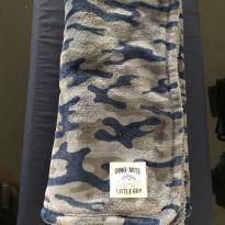 Cobertor quentinho Azul -  - Carter`s