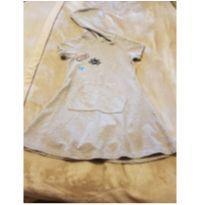 Vestido com capuz - 6 anos - Fuzarka