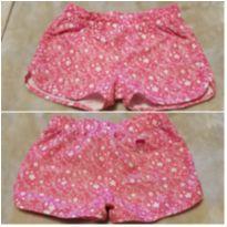 Shorts Florido - 6 anos - Fuzarka
