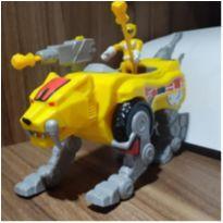 Tigre Power Ranger -  - Imaginext