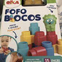 Brinquedo de blocos -  - Elka