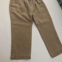 Calça algodão molinho - 18 a 24 meses - Zara