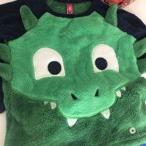 Pijama super quentinho - 9 a 12 meses - Puket