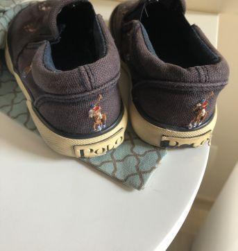 Sapatênis polo - 22 - Ralph Lauren