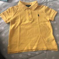 Polo amarela polo Ralph Lauren - 2 anos - Ralph Lauren