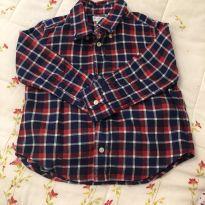 Camisa xadrez linda - 2 anos - Ralph Lauren