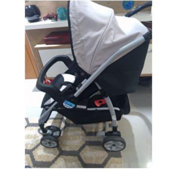 Carrinho de Bebê Passeio Burigotto Travel System - Sem faixa etaria - Burigotto
