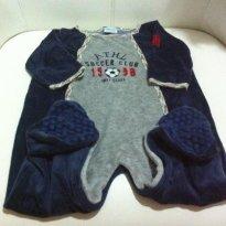 Macacão Baby Way - 3 a 6 meses - Baby Way