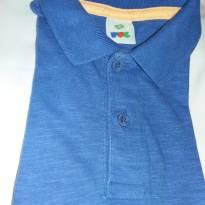 Camiseta Polo Hering - 2 anos - Hering Kids