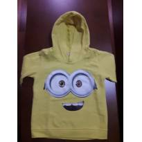 Moletom minion