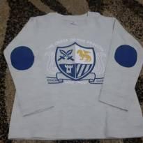 Camiseta tip top - 4 anos - Tip Top