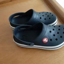 Crocs Infantil Crocband- Preto