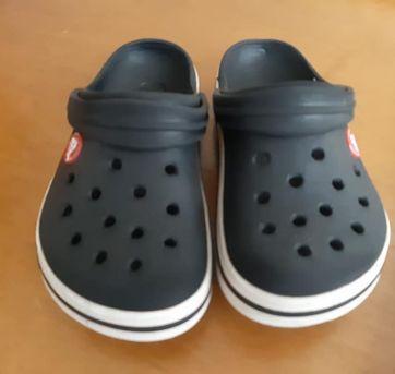Crocs Infantil Crocband- Preto - 28 - Crocs
