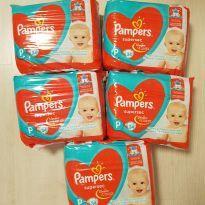 Fralda Pampers -  - PAMPERS