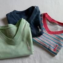3 camisetas PUC - 2 anos - PUC