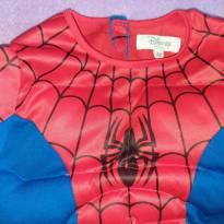 Fantasia Homem Aranha - Sem faixa etaria - Disney