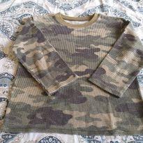 Camiseta manga longa - 2 anos - Garanimals