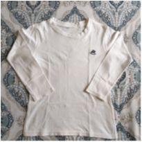 Camiseta branca - 4 anos - Up Baby