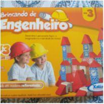 Brincando de engenheiro -  - Xalingo