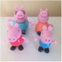 Família Peppa Pig -  - Não informada e puc, barbie, não informa