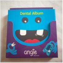 Porta Dentes de Leite - Azul