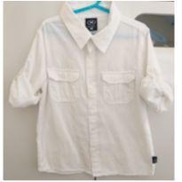 Camisa Manga Comprida - 24 a 36 meses - Hering Kids