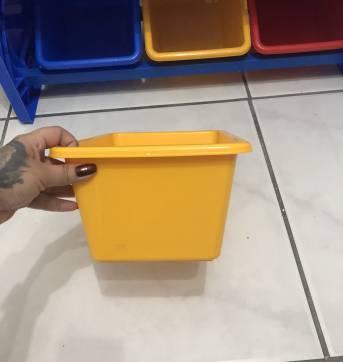 Organizador de brinquedos - Sem faixa etaria - brink