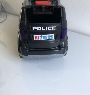 Carro polícia - Sem faixa etaria - Não informada