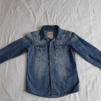Camisa Levis autêntica - 7 anos - Levi`s