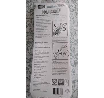 Escova de limpeza de bicos e mamadeiras - Sem faixa etaria - KUKA