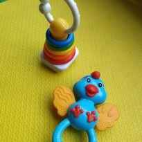 Duplinha de chocalhos -  - Fisher Price
