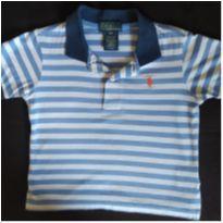 Blusa Polo - 18 meses - Ralph Lauren