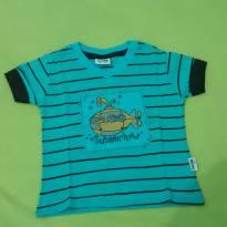 Camiseta - 9 meses - Fakini