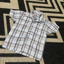 Camisas xadrez - 3 anos - Planeta pano e confecções dieguinho