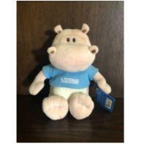 pelúcia de hipopótamo nestlé -  - Nestlé