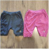 Kit shorts up baby - 6 a 9 meses - Up Baby