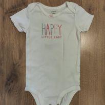 Body carter`s happy - 9 meses - Carter`s