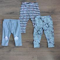 Kit calças GAP e UP BABY - 6 meses - Baby Gap