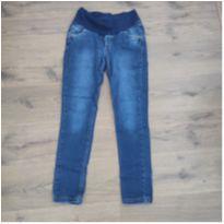 Calça Jeans Gestante Emma Fiorezi - M - 40 - 42 - Emma Fiorezi