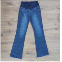 Calça Jeans Gestante - G - 44 - 46 - Gestante e Cia