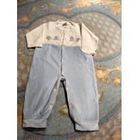 Macacão - 6 a 9 meses - Baby fashion