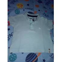 Camiseta polo - 3 meses - Baby Way