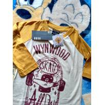 Camiseta NOVA - 1 ano - Quimby