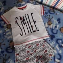 Conjunto lindo  SMILE - 12 a 18 meses - Baby Club