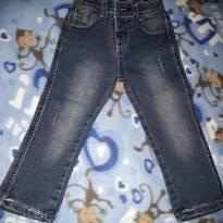 Calça Jeans - 12 a 18 meses - Marisol