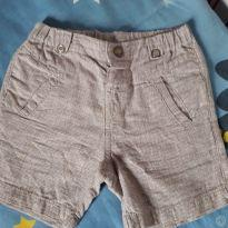 Shorts Chicco Alfaiataria - 18 a 24 meses - Chicco