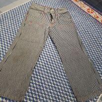 Calça Listradinha Flare - 24 a 36 meses - Importada