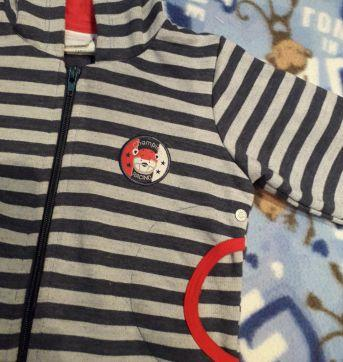 Conjunto de moletom.Uma Graça - 24 a 36 meses - Baby fashion