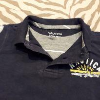 Camiseta Gola polo Nautica - 24 a 36 meses - Nautica