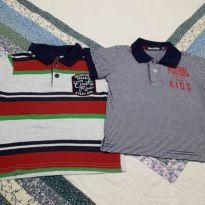 Combo camisas polo - 24 a 36 meses - Plural kids